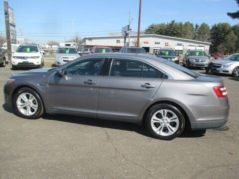 2013 Ford Taurus for sale at Home Street Auto Sales in Mishawaka IN