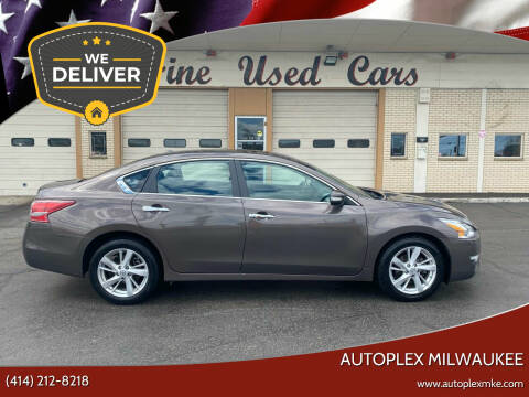 2013 Nissan Altima for sale at Autoplex Milwaukee in Milwaukee WI