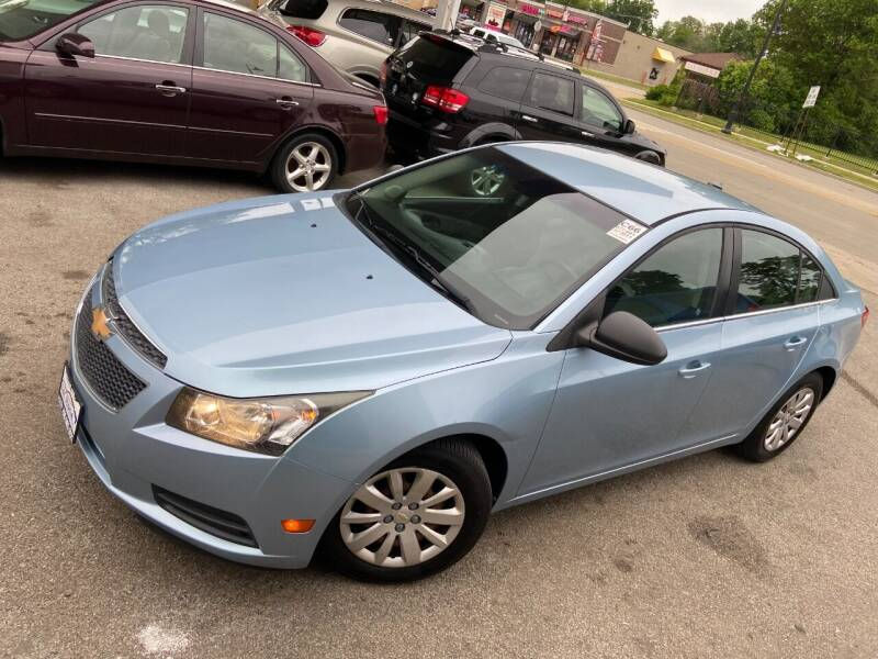 2011 Chevrolet Cruze for sale at Car Stone LLC in Berkeley IL