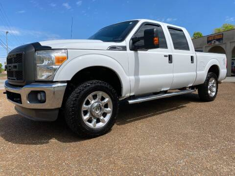 2014 Ford F-250 Super Duty for sale at DABBS MIDSOUTH INTERNET in Clarksville TN