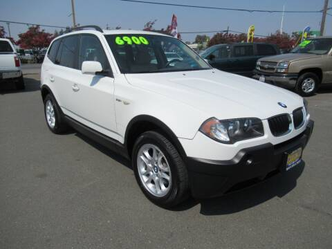 2004 BMW X3 for sale at Tonys Toys and Trucks in Santa Rosa CA