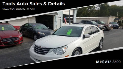 2007 Chrysler Sebring for sale at Tools Auto Sales & Details in Pontiac IL