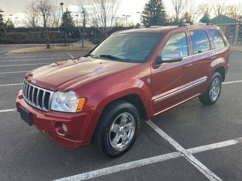 2006 Jeep Grand Cherokee for sale at The Car Guy in Glendale CO
