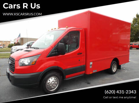 2017 Ford Transit Chassis Cab for sale at Cars R Us in Chanute KS