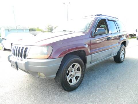 2000 Jeep Grand Cherokee for sale at Auto House Of Fort Wayne in Fort Wayne IN