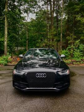 2014 Audi S4 for sale at Trust Petroleum in Rockland MA
