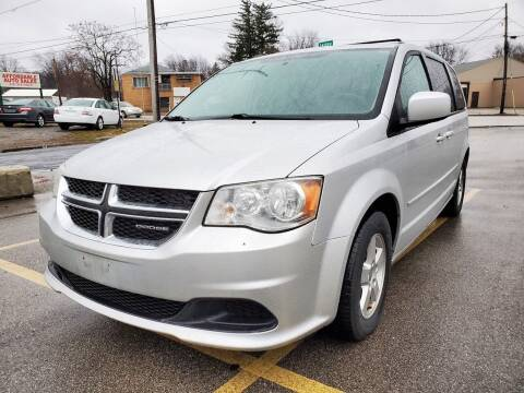 2012 Dodge Grand Caravan for sale at Affordable Auto Sales in Toledo OH
