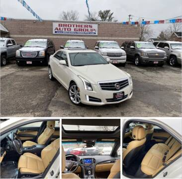2014 Cadillac ATS for sale at Brothers Auto Group in Youngstown OH