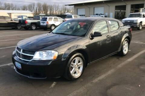 2008 Dodge Avenger for sale at McMinnville Auto Sales LLC in Mcminnville OR