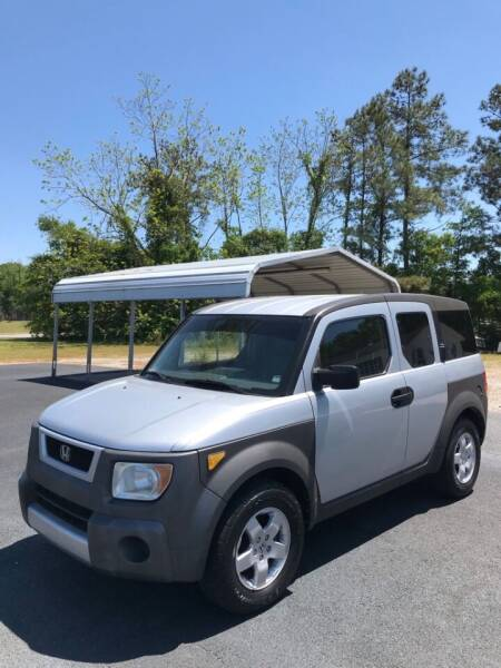 2004 Honda Element for sale at Northgate Auto Sales in Myrtle Beach SC
