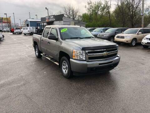 2009 Chevrolet Silverado 1500 for sale at LexTown Motors in Lexington KY