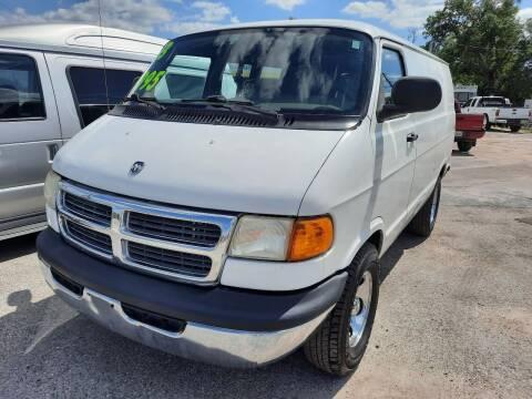 2003 Dodge Ram Van for sale at Autos by Tom in Largo FL