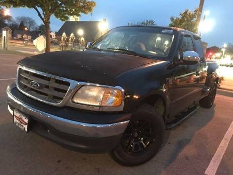 2000 Ford F-150 for sale at Your Car Source in Kenosha WI