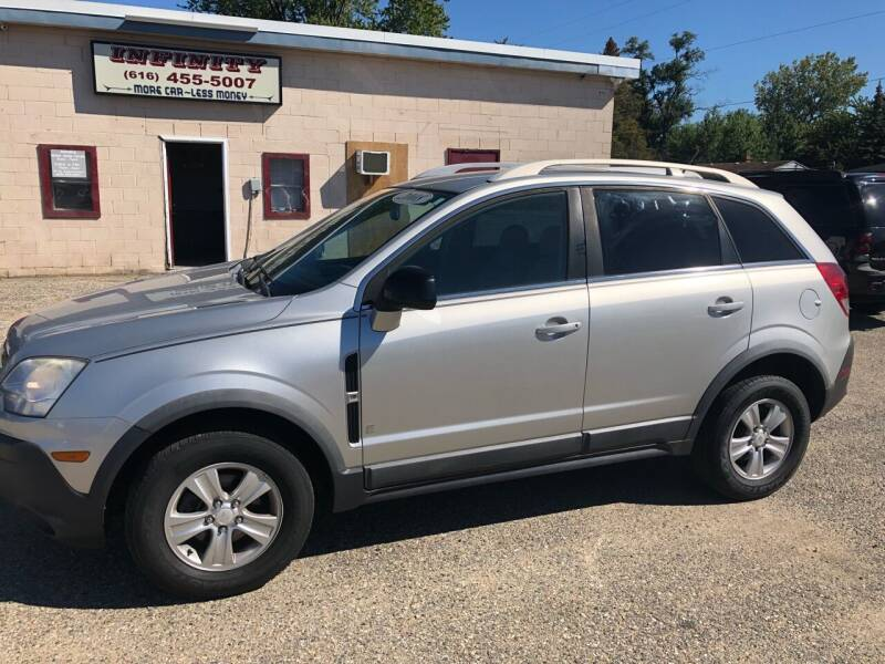 2008 Saturn Vue for sale at Infinity Auto Group in Grand Rapids MI