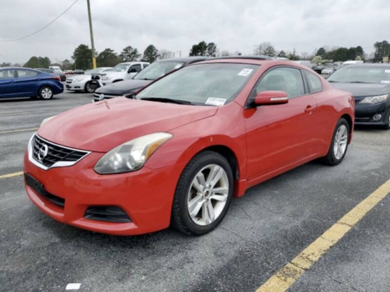 2012 Nissan Altima for sale at Weaver Motorsports Inc in Cary NC