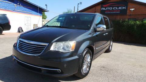 2011 Chrysler Town and Country for sale at Auto Click in Tucson AZ
