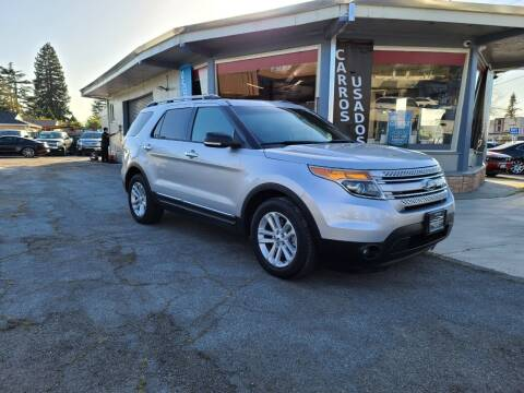 2015 Ford Explorer for sale at Imports Auto Sales & Service in San Leandro CA