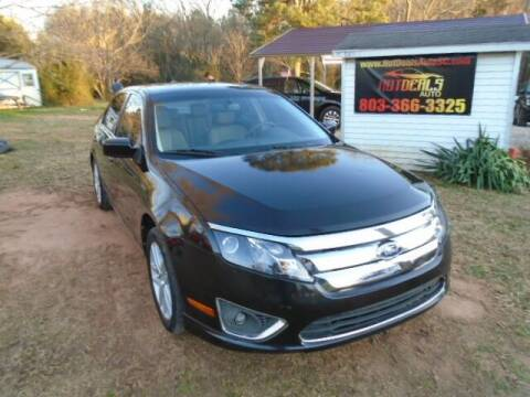 2010 Ford Fusion for sale at Hot Deals Auto LLC in Rock Hill SC