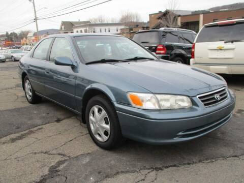 2001 Toyota Camry for sale at Car Depot Auto Sales in Binghamton NY