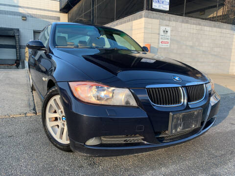2007 BMW 3 Series for sale at O A Auto Sale in Paterson NJ