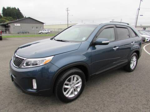 2015 Kia Sorento for sale at 101 Budget Auto Sales in Coos Bay OR