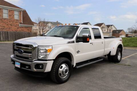 2012 Ford F-450 Super Duty for sale at Siglers Auto Center in Skokie IL