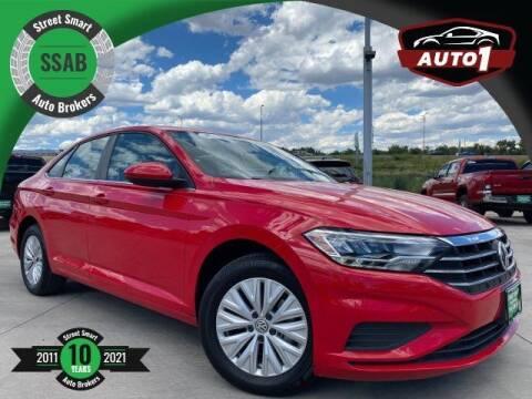 2019 Volkswagen Jetta for sale at Street Smart Auto Brokers in Colorado Springs CO