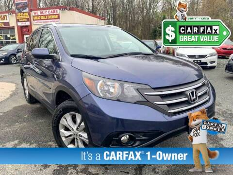 2014 Honda CR-V for sale at High Rated Auto Company in Abingdon MD