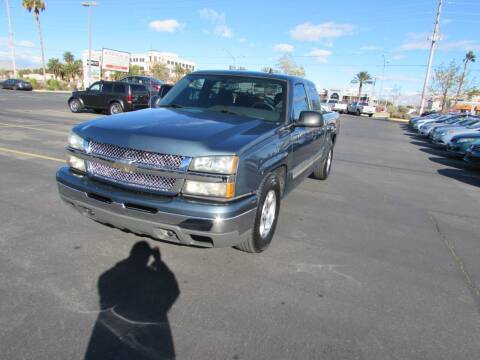 2006 Chevrolet Silverado 1500 for sale at Charlie Cheap Car in Las Vegas NV