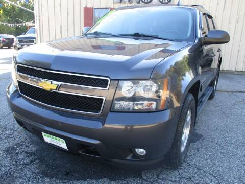 2010 Chevrolet Tahoe for sale at Roland's Motor Sales in Alfred ME
