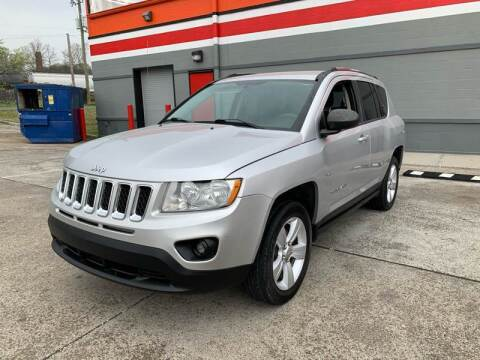 2012 Jeep Compass for sale at Diana Rico LLC in Dalton GA