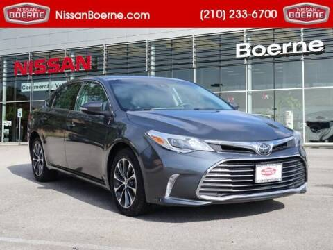 2017 Toyota Avalon for sale at Nissan of Boerne in Boerne TX