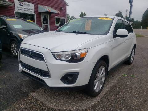 2013 Mitsubishi Outlander Sport for sale at Hwy 13 Motors in Wisconsin Dells WI