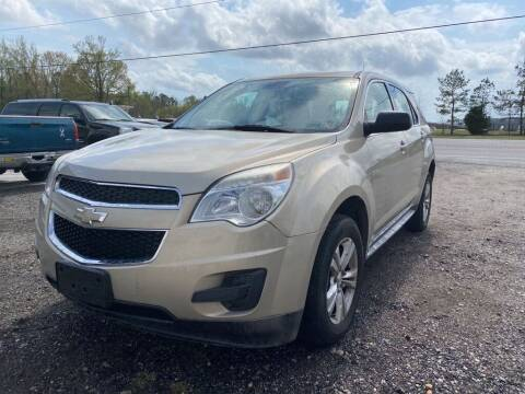 2012 Chevrolet Equinox for sale at Complete Auto Credit in Moyock NC