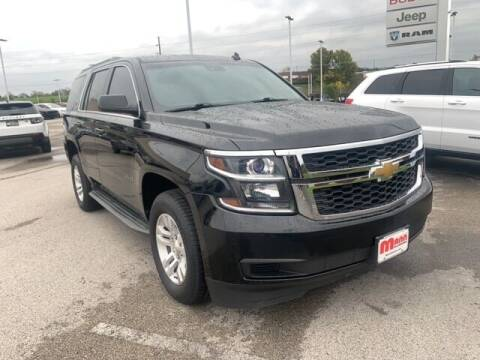 2015 Chevrolet Tahoe for sale at Mann Chrysler Dodge Jeep of Richmond in Richmond KY