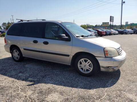 2005 Ford Freestar for sale at Ron's Used Cars in Sumter SC