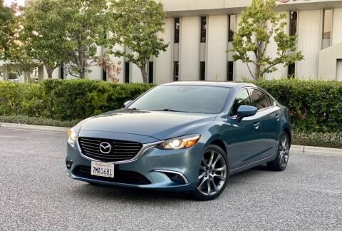 2016 Mazda MAZDA6 for sale at Carfornia in San Jose CA