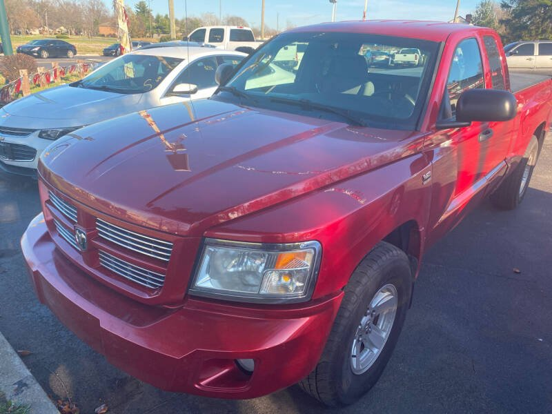 2010 Dodge Dakota for sale at Right Place Auto Sales in Indianapolis IN