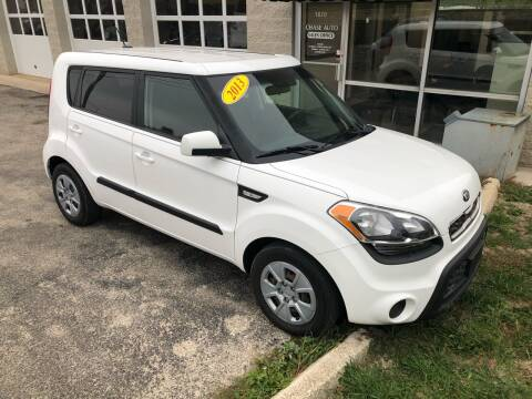 2013 Kia Soul for sale at Cresthill Auto Sales Enterprises LTD in Crest Hill IL