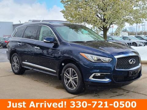 2018 Infiniti QX60 for sale at Ken Ganley Nissan in Medina OH