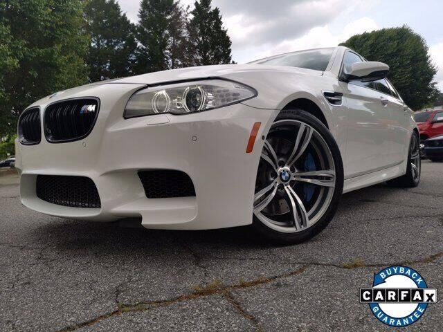 2013 BMW M5 for sale at Carma Auto Group in Duluth GA