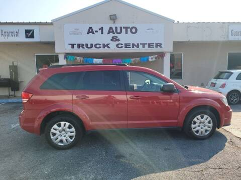 2017 Dodge Journey for sale at A-1 AUTO AND TRUCK CENTER in Memphis TN