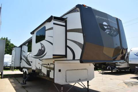 2014 KZ Stoneridge 38FL for sale at Buy Here Pay Here RV in Burleson TX