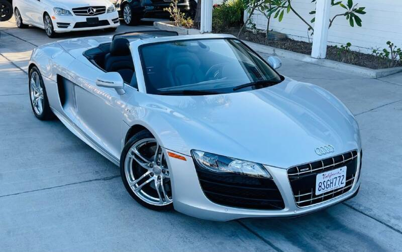 2011 Audi R8 for sale at Pro Motorcars in Anaheim CA