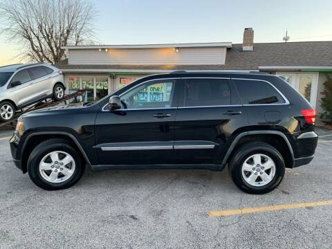2011 Jeep Grand Cherokee for sale at Revolution Motors LLC in Wentzville MO