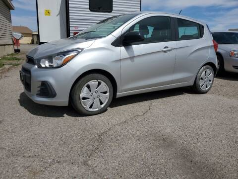 2016 Chevrolet Spark for sale at Revolution Auto Group in Idaho Falls ID