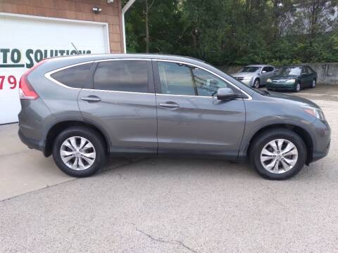 2012 Honda CR-V for sale at Auto Solutions of Rockford in Rockford IL