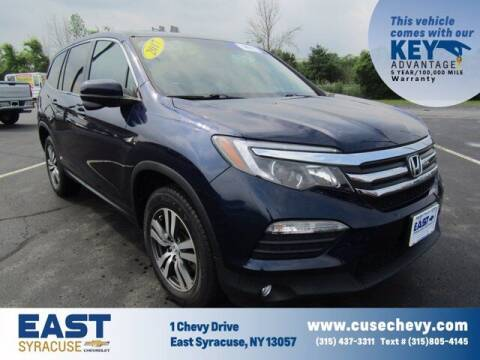 2017 Honda Pilot for sale at East Syracuse Performance Sales & Service in Syracuse NY