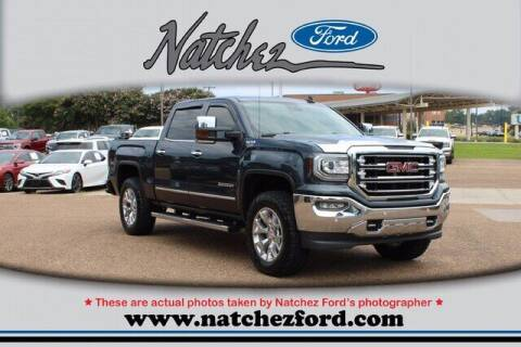 2017 GMC Sierra 1500 for sale at Auto Group South - Natchez Ford Lincoln in Natchez MS