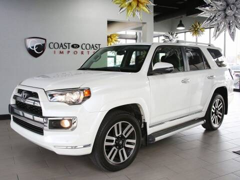 2016 Toyota 4Runner for sale at Coast to Coast Imports in Fishers IN